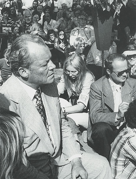 043 Waldheim Heslach Willy Brandt 1976